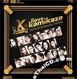 Kamikaze : I Love Kamikaze - K Fight Album (CD+DVD)