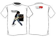 Sek Loso I'm Back (White) : T-Shirt - Size L