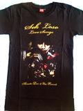 Sek Loso - Love Songs (Black) : T-Shirt - Size XL