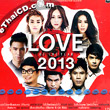 Karaoke VCD : RS : Love of the Year 2013