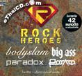 Karaoke DVD : GMM Grammy - Rock Heroes