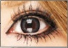 Sweety : Big Eyes Pure Gray 0.00 Contact Lens
