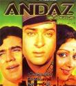 Andaz [ DVD ]
