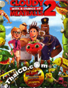Cloudy With A Chance Of Meatballs 2 [ DVD ]