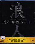 47 Ronin [ Blu-ray ] (2 Discs - Steelbook)