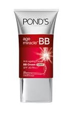 Pond's : Age Miracle BB+ Cream 25 gram.