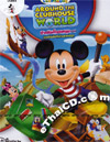 Mickey Mouse Clubhouse: Around The Clubhouse World [ DVD ]