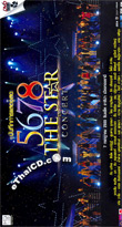 Concert DVDs : 5678 The Star In Concert