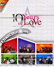 Karaoke DVD : Grammy - 10 Years of Love