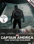 Captain America: The Winter Soldier [ Blu-ray ] (Combo Set - Steelbook)