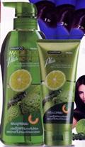Mistine : Magrood Plus Borapet Shanpoo + Mistine Magrood Plus Borapet Conditioner
