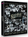 Concert DVDs : Genie Fest 16th Year Rock (4 DVDs + Photobook)