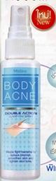 Mistine : Body Acne Double Action Clarifying Spray