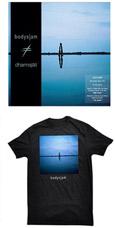 CD + DVD : Bodyslam - Dharmajati (with T-shirt)