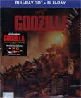 Godzilla [ Blu-ray ] (Combo Set - Metalpack)