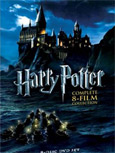 Harry Potter Complete 8- Film Collection [ DVD ] (Digipack + Slipcase)