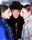 HK TV serie : Palace 3: The Lost Daughter [ DVD ]
