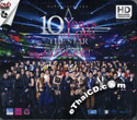 Concert DVDs : The Star - 10 Years of Love (3 Discs)