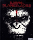 Dawn Of The Planet Of The Apes [ Blu-ray ] (Combo Set - Steelbook)