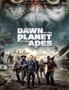 Dawn Of The Planet Of The Apes [ DVD ]