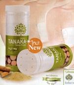 Mistine : Tanaka Talcum Powder