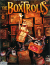 The Boxtrolls [ DVD ]