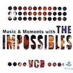 Karaoke VCD : The Impossibles - Music & Moments
