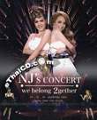 Concert DVDs : New & Jiew - We Belong 2gether