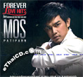 Mos Patiparn : Forever Love Hits (2 CDs)