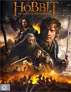 The Hobbit: The Battle of the Five Armies [ DVD ]