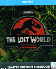 Jurassic Park II : The Lost World [ Blu-ray ] (Steelbook)