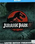 Jurassic Park III [ Blu-ray ] (Steelbook)