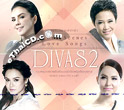 Divas : Love Scene Love Songs - Vol.2