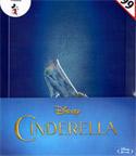 Cinderella [ Blu-ray ] (2 Discs - Steelbook)