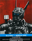 Chappie [ Blu-ray ] (Steelbook)