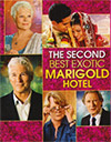 The Second Best Exotic Marigold Hotel [ DVD ]