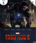 Iron Man 3 [ Blu-ray ] (2 Discs - Steelbook)