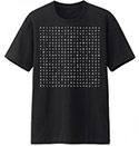 Bodyslam : T-shirt Bodyslam Crossword - Size L