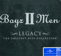 Boyz II Men : Legacy (2 CDs)