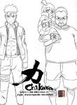 Naruto Shippuden Chikara - Set 1 : Episodes  510-515 [ DVD ]