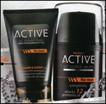 Mistine : Active For Men set