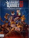 Legend of a Rabbit : Martial Art of Fire [ DVD ]