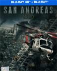 San Andreas [ Blu-ray ] (2 Discs - Steelbook)
