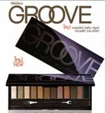 Mistine : Groove Complete Eye Palett