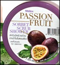 Mistine : Passion Fruit Sorbet Scrub Shower