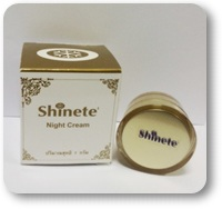 Shinete : Night Cream