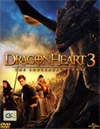 Dragonheart 3: The Sorcerer's Curse [ DVD ]