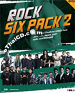 GMM Grammy : Rock Six Pack - Vol.2 (2 CDs)