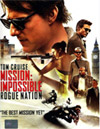 Mission Impossible: Rogue Nation [ DVD ]