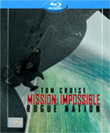 Mission Impossible: Rogue Nation [ Blu-ray ] (2 Discs - Steelbook)
